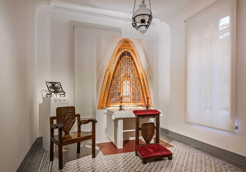 Chapel of prayer