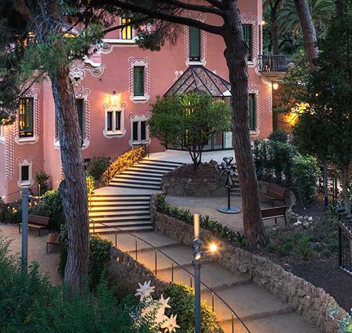 1906-1925 Gaudí's home