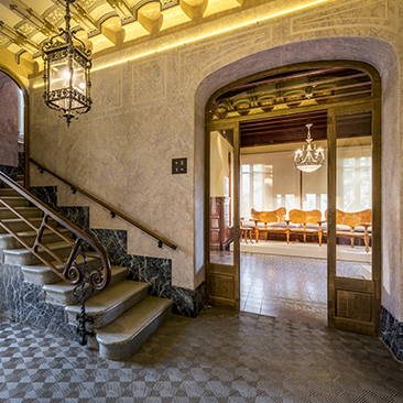 1963 Des dels inicis com a Casa Museu Gaudí fins a l'actualitat
